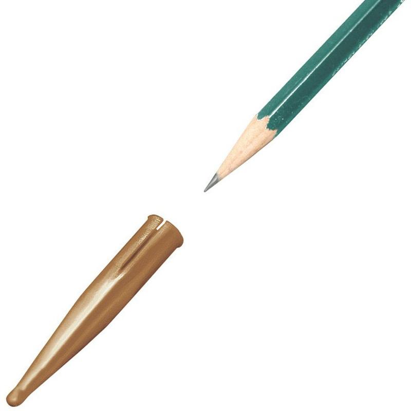溝引きキャップ鉛筆 文房具 学習用品 学校 教材 備品 画材 美術