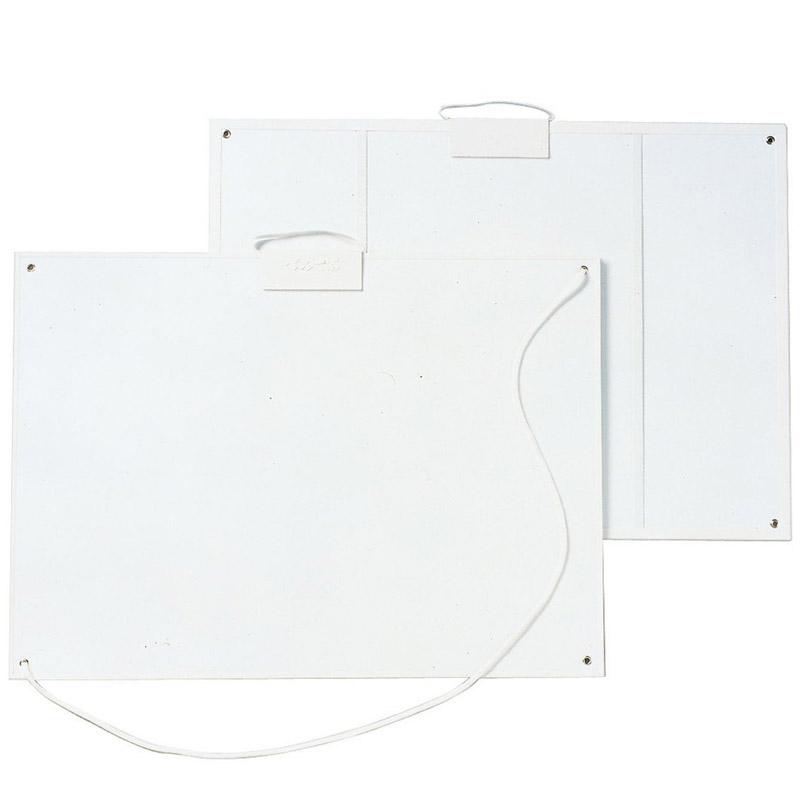 軽量 画板 ホワイト 絵の具 絵具 美術 画材 スケッチ 学校 教材 備品