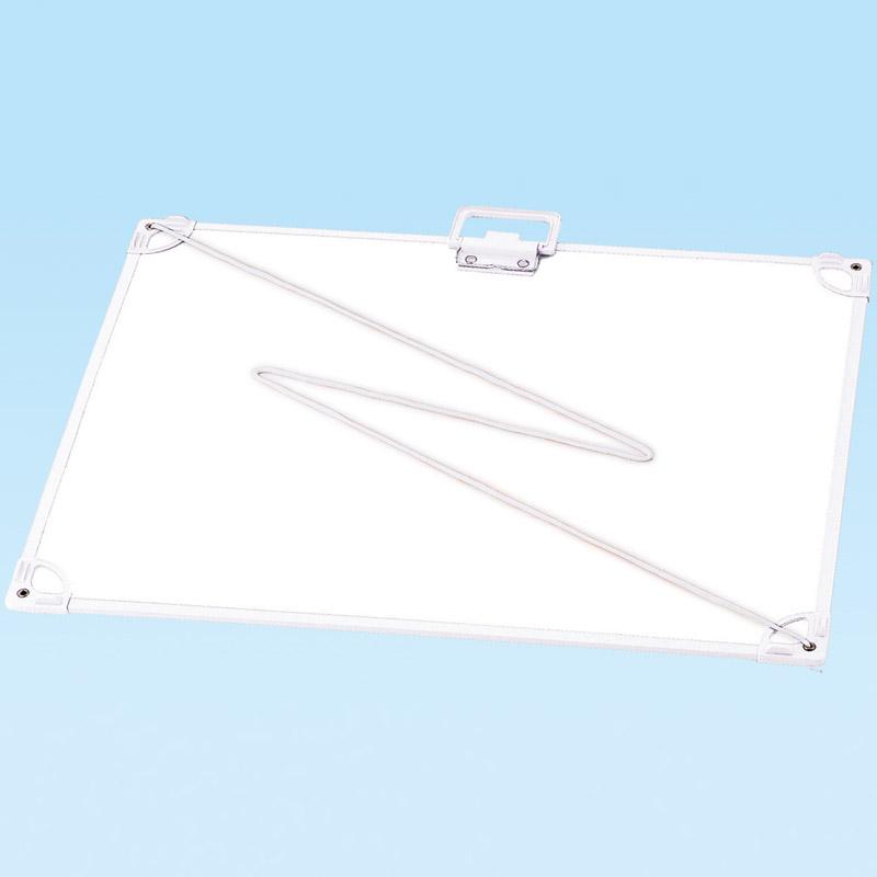 新型フレーム付ホワイト 画板 ホワイトボード 絵の具 絵具 美術 画材 スケッチ 学校 教材 備品