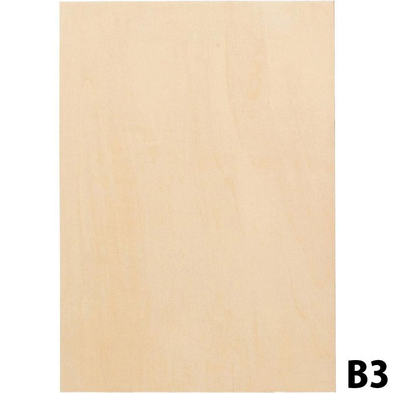 紙張り パネル B3用 木部 美術 画材 ボード 学校 教材 体育祭 文化祭 イベント