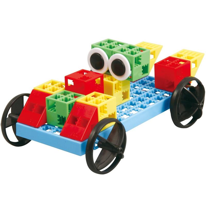 アーテック ブロックカー 知育玩具 ブロック キッズ 小学生 工作 キット 学校教材