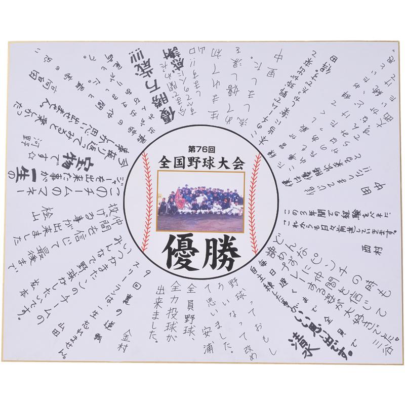 寄せ書き用特大 色紙 F15 1枚 美術 画材 小学校 思い出 卒業 メッセージ 文具