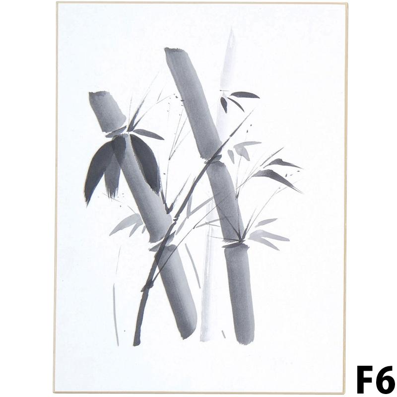 色紙 F6号 画仙張 松 吸込 美術 画材 サイン 文具 イベント 学校 教材