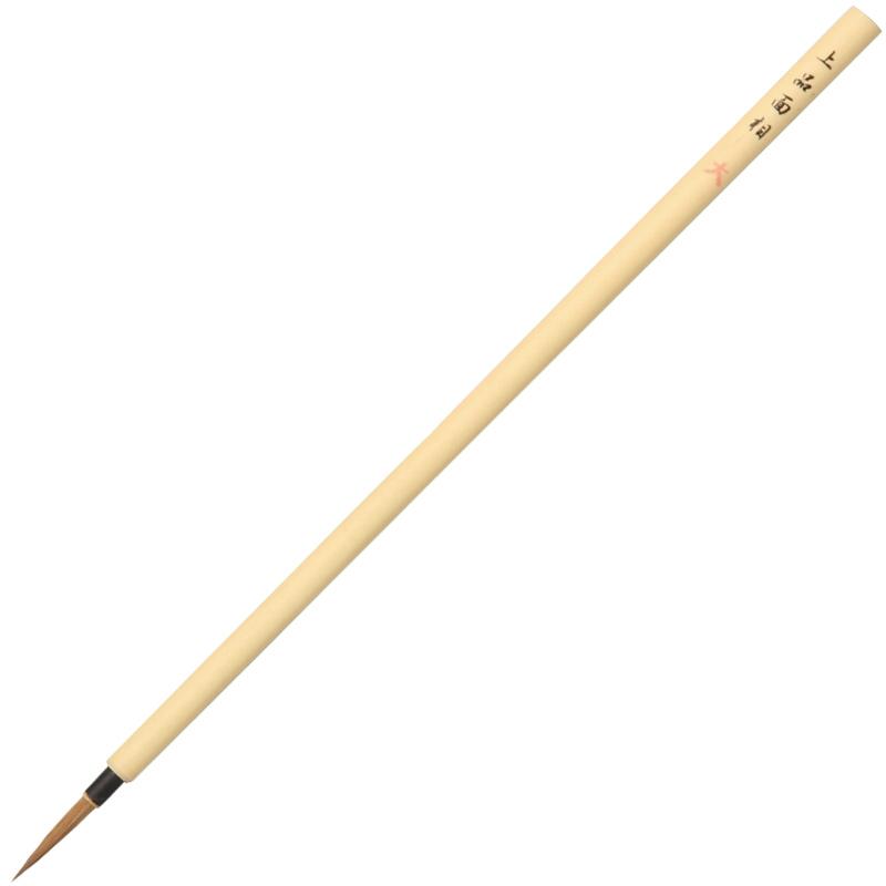 面相筆 上品面相 大 絵筆 筆 絵具 美術 図工 画材 絵 学校 教材 文具 小学生 中学生