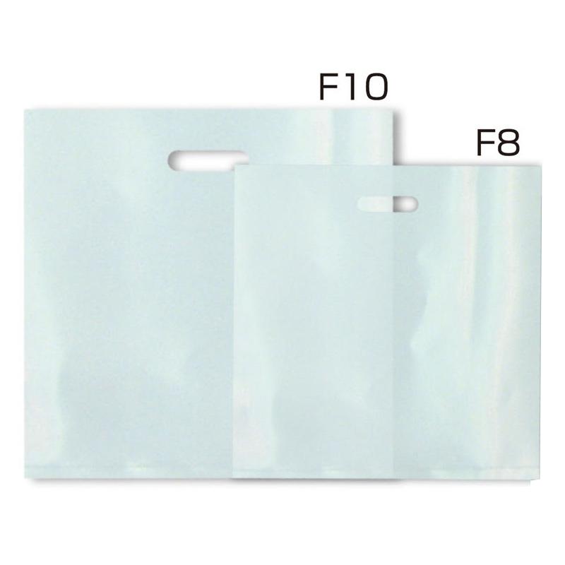 A&B ペット エコバック F8 美術 図工 画材 学校 教材 袋 バッグ 雑貨 文具