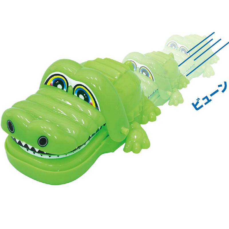 ワニダッシュ 知育玩具 おもちゃ キッズ 子供 幼稚園 保育園 景品