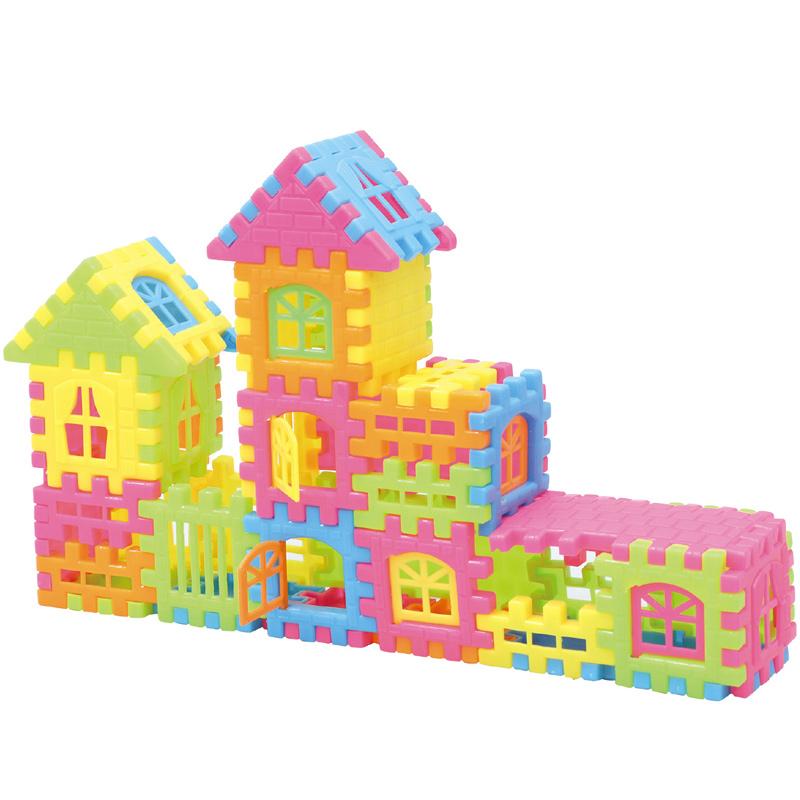 おうち ブロック 知育玩具 おもちゃ キッズ 子供 パズル 組立