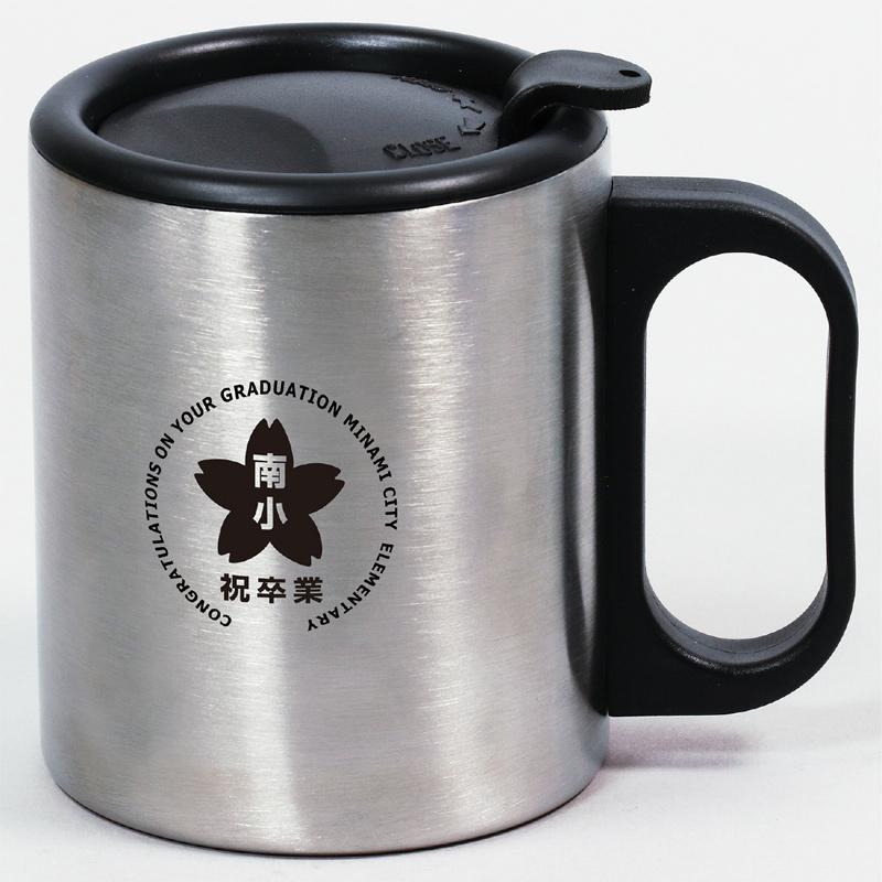 フタ付 ステンレスマグ コップ マグカップ 保冷 保温 食器 キッチン 雑貨 生活雑貨