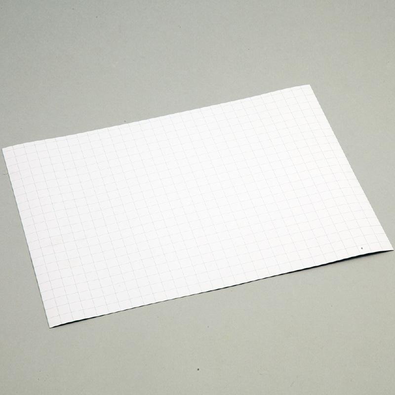 方眼紙 10枚組 図工 工作 美術 画材 学校 教材 小学生 文具