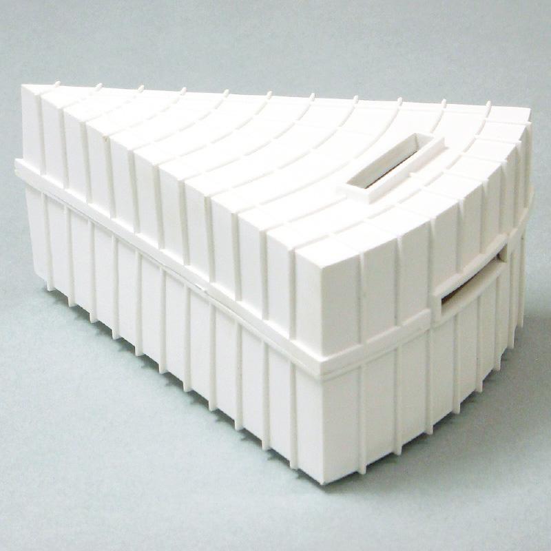 ケーキ型 貯金箱芯材のみ 図工 工作 キッズ 小学生 美術 画材 学校 教材 手作り 貯金箱 クラフト ホビー