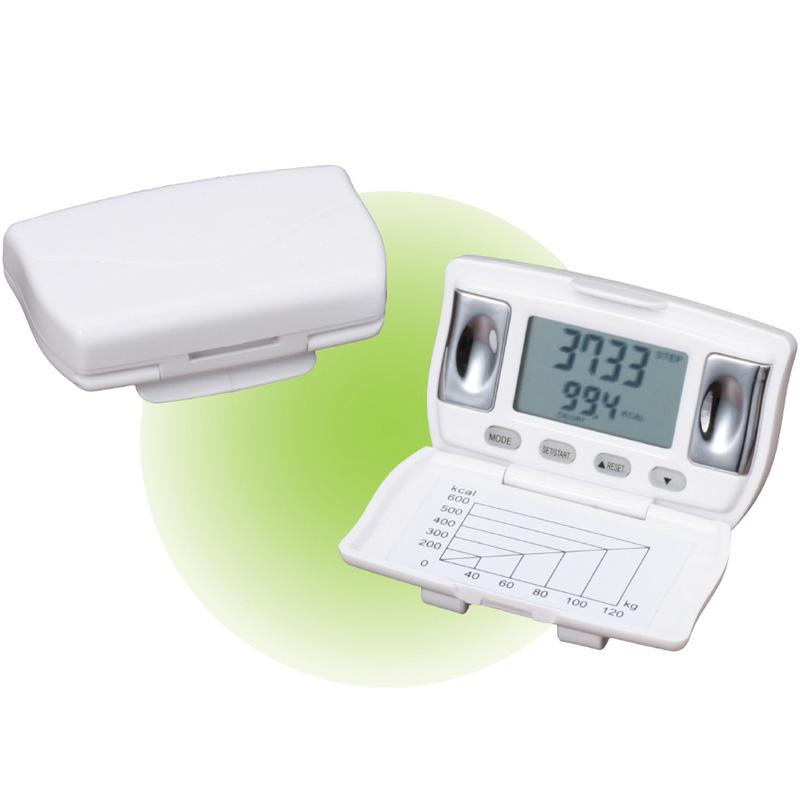 体脂肪計 [歩数計] ヘルスケア ダイエット 健康 肥満防止