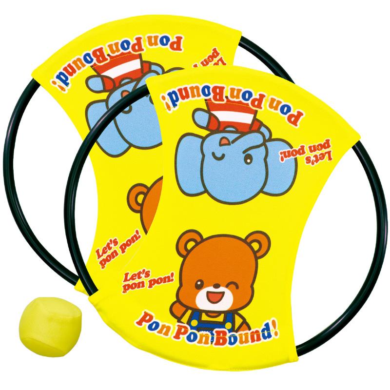 アニマルポンポンバウンド スマイル ボール 玩具 動物 幼児 ゲーム