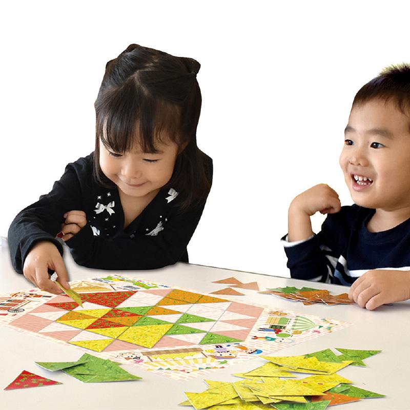 フルーツマーケット カードゲーム パズル 幼児 ゲーム フルーツタイル