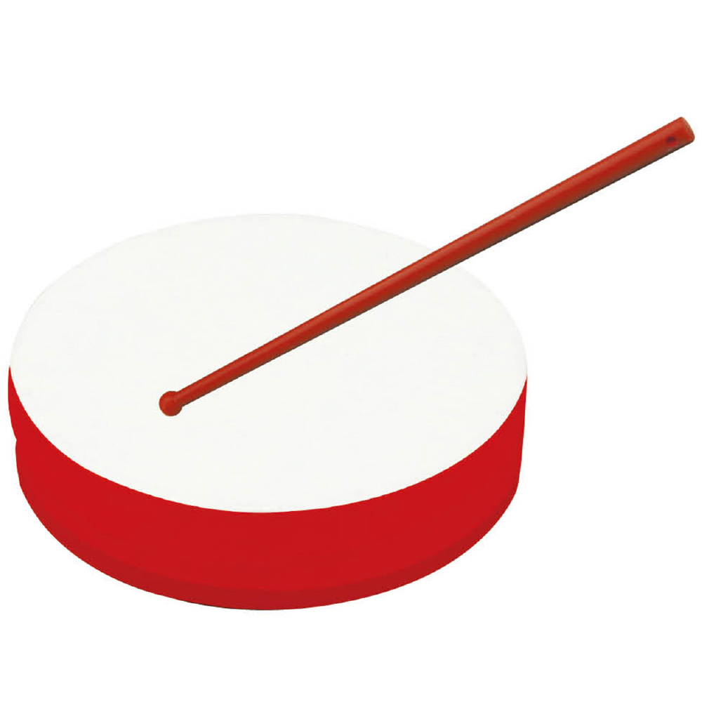 シンプルたいこづくり バチ付 太鼓 手作り キット 工作 たいこ 楽器 おもちゃ 運動会 体育祭 キッズ お遊戯会 発表会