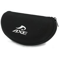AXE サングラス ケース AX-26 [眼鏡ケース] [メガネケース] 大型オーバーグラスも収納可能! ゴルフ UV カット 紫外線カット