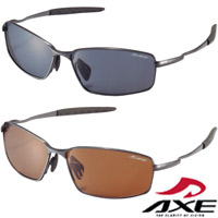 偏光 サングラス ASP-109 アックス AXE フィッシング 偏光グラス 偏光サングラス