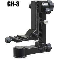 雲台 プロテレフォトヘッド GH3 テンションコントロール付き ベンロ アルカスイス互換 BENRO 雲台 GH3 カメラアクセサリー カメラ用品