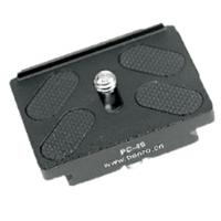 汎用型クイックシュープレート PCシリーズ PC40 BENRO[ベンロ] アルカスイス互換