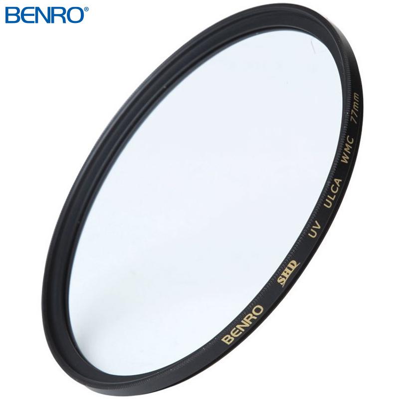 紫外線カットフィルター SHD UV ULCA WMC 58mm UVカットフィルター フイルター58mm BENRO[ベンロ] カメラアクセサリー レンズ フィルター UVカット 紫外線防止