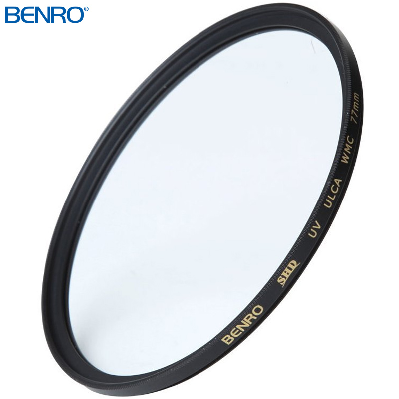紫外線カットフィルター SHD UV ULCA WMC 77mm UVカットフィルター フイルター77mm BENRO[ベンロ] カメラアクセサリー レンズ フィルター UVカット 紫外線防止