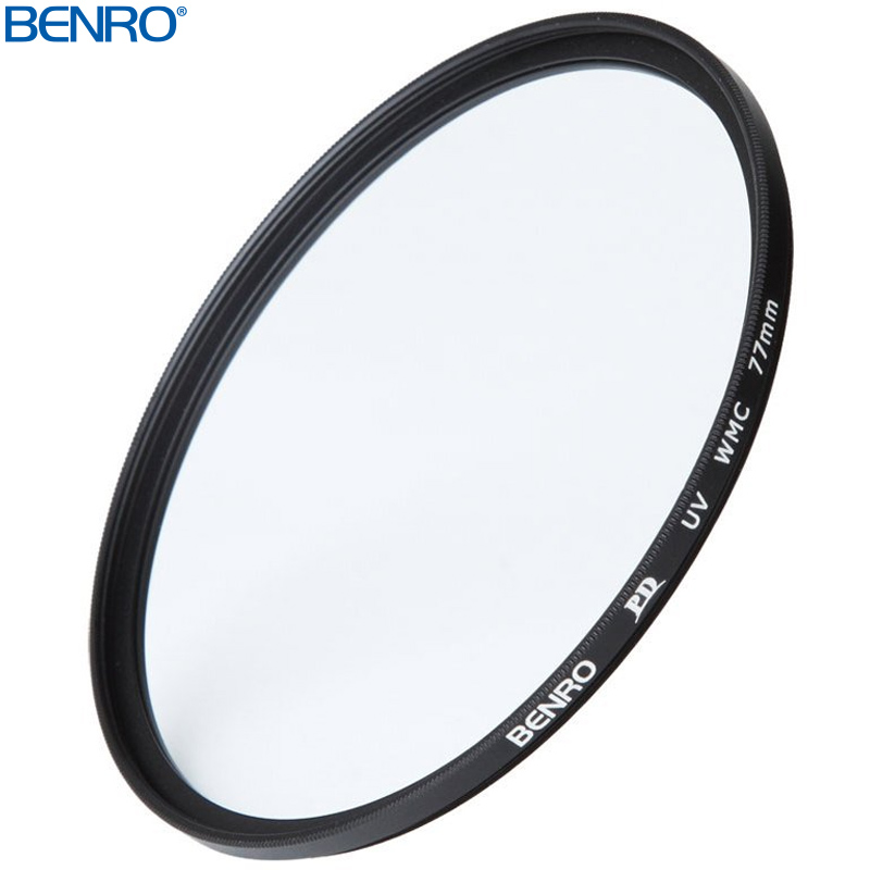 紫外線カットフィルター PD UV WMC 77mm UVカットフィルター フイルター77mm BENRO[ベンロ] カメラアクセサリー レンズ フィルター UVカット 紫外線防止