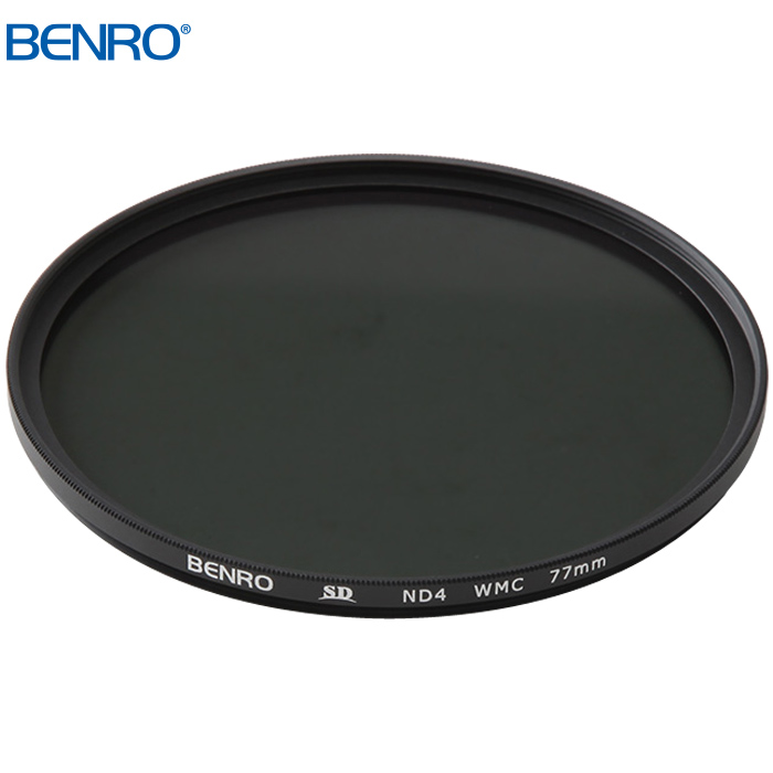 減光スクウェアフィルター SD ND4 WMC 77mm NDフィルター フイルター77mm BENRO[ベンロ] カメラアクセサリー レンズ フィルター ND フィルター 光量 調節