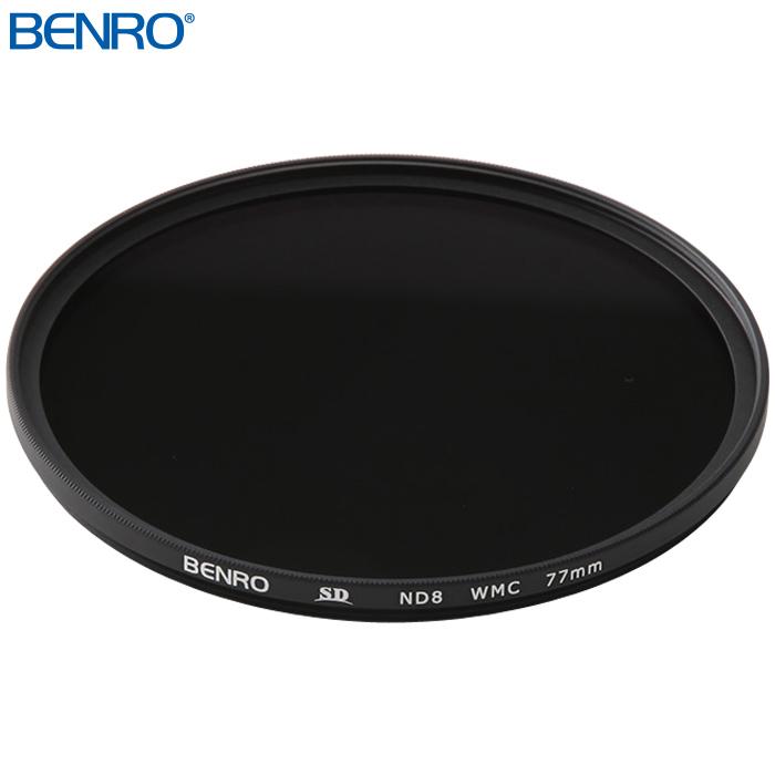減光スクウェアフィルター SD ND8 WMC 77mm NDフィルター フイルター77mm BENRO[ベンロ] カメラアクセサリー レンズ フィルター ND フィルター 光量 調節