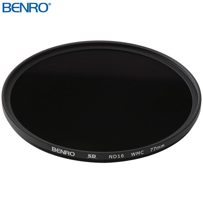 減光スクウェアフィルター SD ND16 WMC 77mm NDフィルター フイルター77mm BENRO[ベンロ] カメラアクセサリー レンズ フィルター ND フィルター 光量 調節
