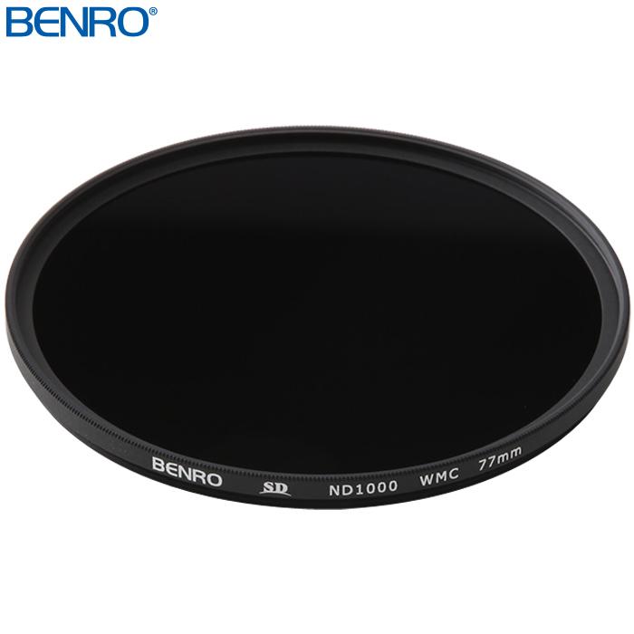減光スクウェアフィルター SD ND1000 WMC 77mm NDフィルター フイルター77mm BENRO[ベンロ] カメラアクセサリー レンズ フィルター ND フィルター 光量 調節