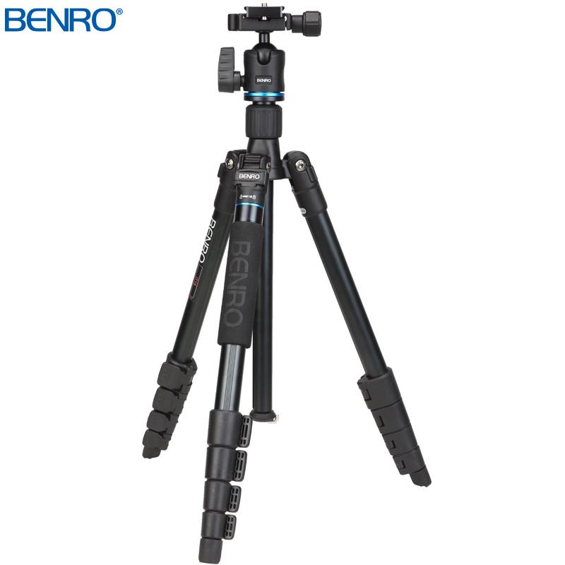 IT15 アルミアイトリップ自由雲台セット BENRO[ベンロ] 三脚 カメラアクセサリー カメラ用品 雲台 撮影 運動会