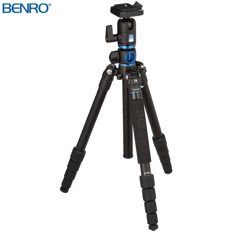 GA169TBH1 アルミGo Travel 三脚雲台セット BENRO[ベンロ] 三脚 カメラアクセサリー ビデオ 撮影 運動会 イベント