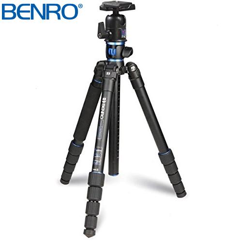 GA269TBH2 アルミGo Travel 三脚雲台セット BENRO[ベンロ] 三脚 カメラアクセサリー ビデオ 撮影 運動会 イベント