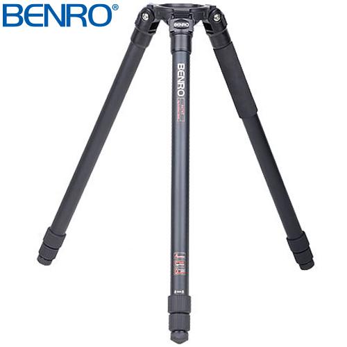 A474T シングルチューブ型プロ用アルミビデオ三脚 VTR用三脚 BENRO[ベンロ] 三脚 カメラアクセサリー ビデオ 撮影 運動会 イベント