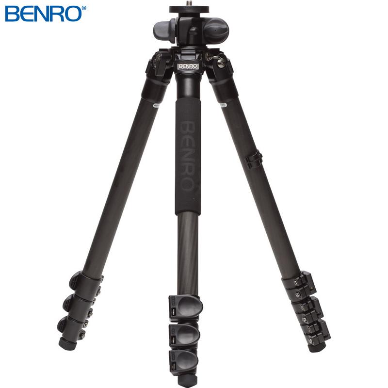 C2980F カーボンフレックスレバーロック カーボン三脚 BENRO[ベンロ] 三脚 カメラアクセサリー ビデオ 撮影 運動会 イベント