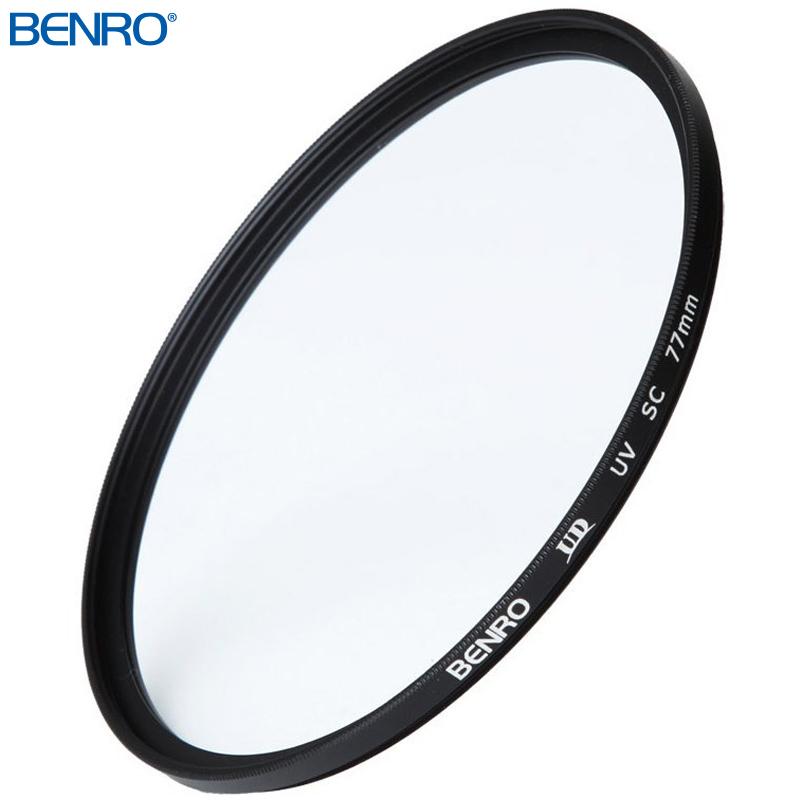 紫外線カット フィルター UD UV SC 77mm UVカットフィルター フイルター77mm BENRO[ベンロ] カメラアクセサリー レンズ フィルター ND フィルター 光量 調節