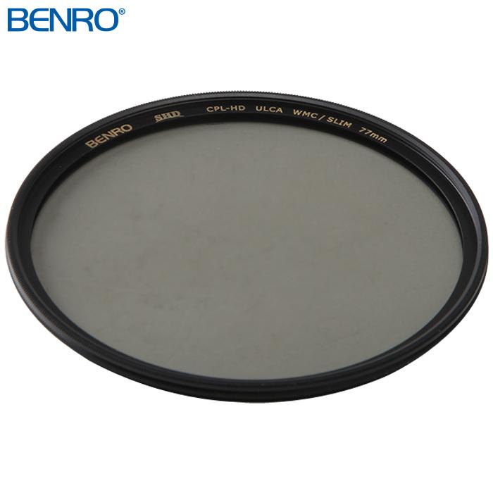 円偏光フィルター SHD CPL-HD ULCA WMC/SLIM 105mm CPLフィルター BENRO[ベンロ] カメラアクセサリー カメラ用品 レンズ フィルター 撮影 円偏光