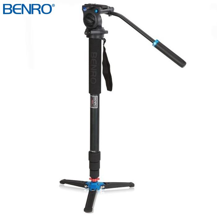A28TDS2 自立補助型 ビデオ一脚 BENRO[ベンロ] 一脚 撮影 カメラアクセサリー カメラ ビデオ用品