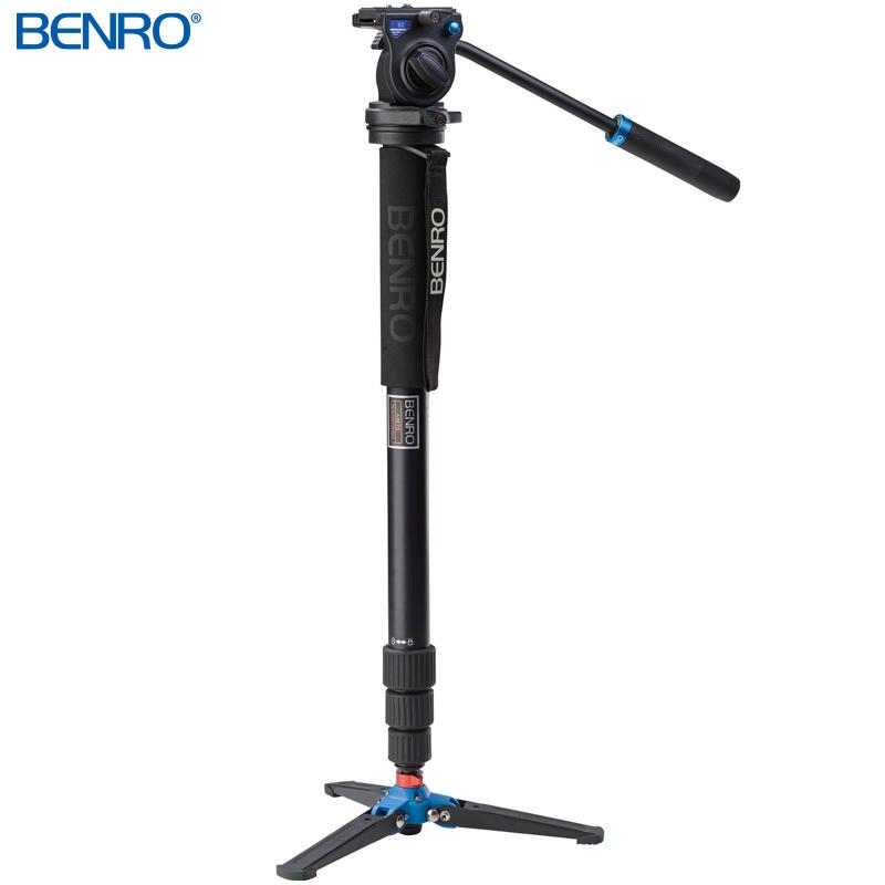 A38TDS2 自立補助型 ビデオ一脚 BENRO[ベンロ] 一脚 撮影 カメラアクセサリー カメラ ビデオ用品