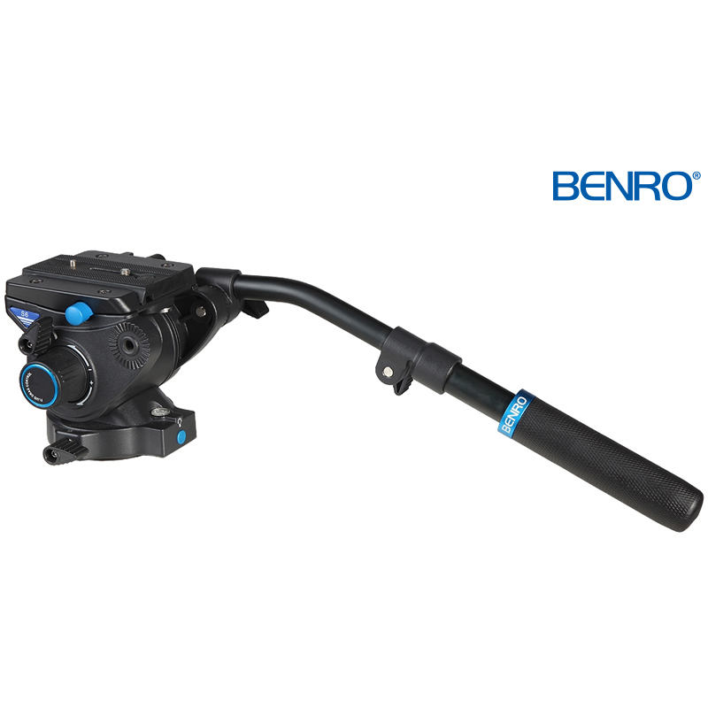 S6 プロ用 ビデオ雲台 Sシリーズ BENRO[ベンロ] 雲台 撮影 カメラアクセサリー カメラ ビデオ用品