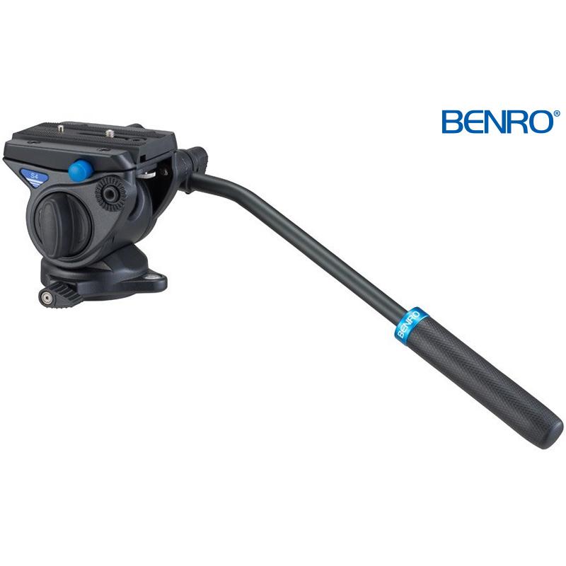 S4 プロ用 ビデオ雲台 Sシリーズ BENRO[ベンロ] 雲台 撮影 カメラアクセサリー カメラ ビデオ用品