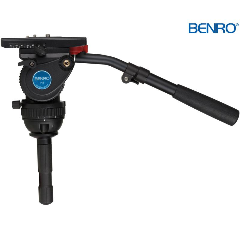 H8 Hシリースプロ用 ビデオ雲台 BENRO[ベンロ] 雲台 撮影 カメラアクセサリー カメラ ビデオ用品