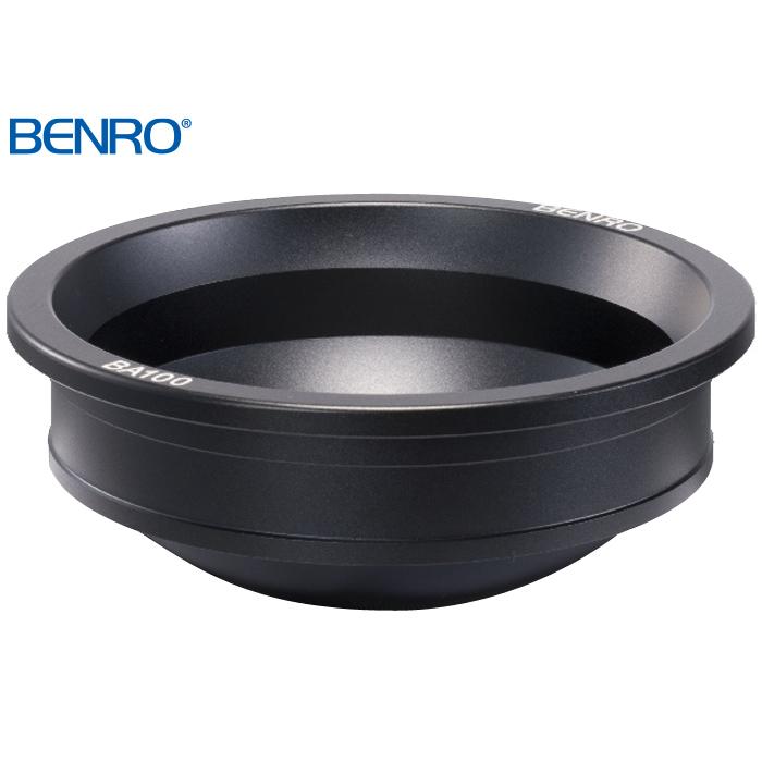 BA100 ボールアダプター BENRO[ベンロ] 三脚用 アダプター カメラアクセサリー 撮影