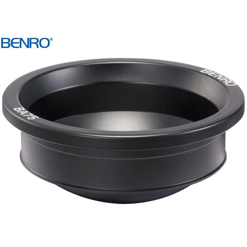 BA75 ボールアダプター BENRO[ベンロ] 三脚用 アダプター カメラアクセサリー 撮影