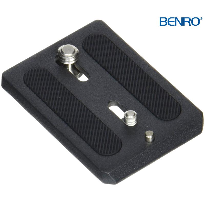 QR10 Hシリーズ ビデオ雲台用 プレート BENRO[ベンロ] カメラアクセサリー カメラ用品 撮影