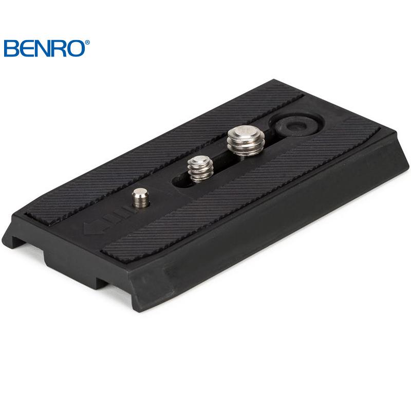 QR6 S6/S4 ビデオ雲台用 プレート BENRO[ベンロ] カメラアクセサリー カメラ用品 撮影