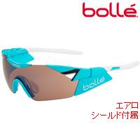 スポーツサングラス 6th SENSE S サイクリング専用 11916 Bolle サングラス スポーツ UVカット ポラライズド [釣り ゴルフ ドライブにも] bolle ボレー