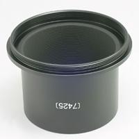 天体望遠鏡 接眼レンズ アイピースアダプター 50.8→M57/60AD 7425 BORG ボーグ 接眼レンズ アイピース カメラアクセサリー