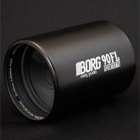 BORG90FL対物レンズ[BK] 2591 BORG ボーグ トミーテック 月 惑星 星雲 星団 天体観測 野鳥 カワセミ 撮影