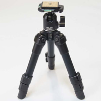 mini三脚DX BORG ボーグ トミーテック 一眼レフ コンパクト コンパクト デジカメ カメラ ミニ三脚 自由雲台 三段式