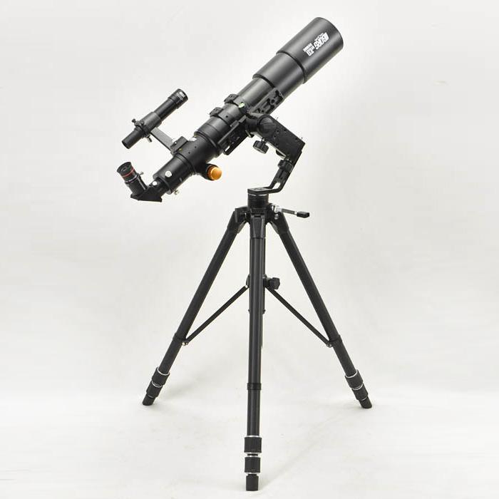BORG89ED天体フルセットCR 6389 BORG ボーグ 赤道儀(両軸微動)付 三脚(エレベーター式)付 天体望遠鏡 地上望遠鏡 望遠レンズ